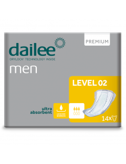Dailee Men level 02 14 szt.