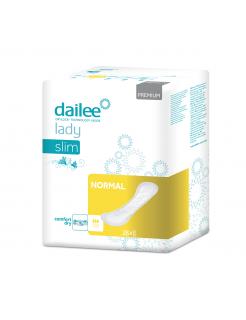 Dailee Lady Slim Normal 28...