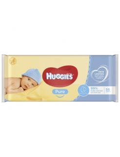 Huggies Pure Chusteczki...