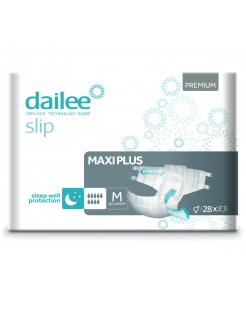 Dailee Slip Premium Maxi Plus